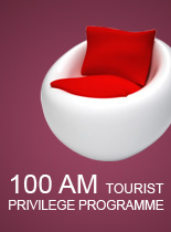 100 AM Tourist Privilege Programme