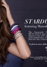 Swarovski's Stardust Mobile Pop Up Store at 100 AM