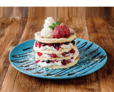 belle-ville Pancake Cafe – Now Open