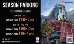 Season Parking at 100 AM